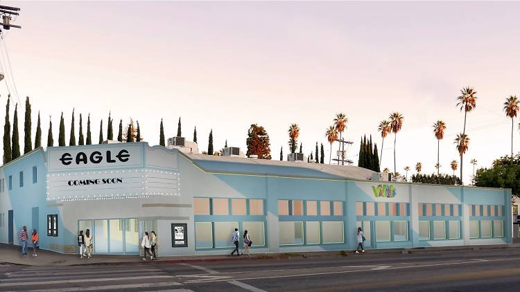 Vidiots is reviving an old movie theater and opening a video store in Eagle Rock