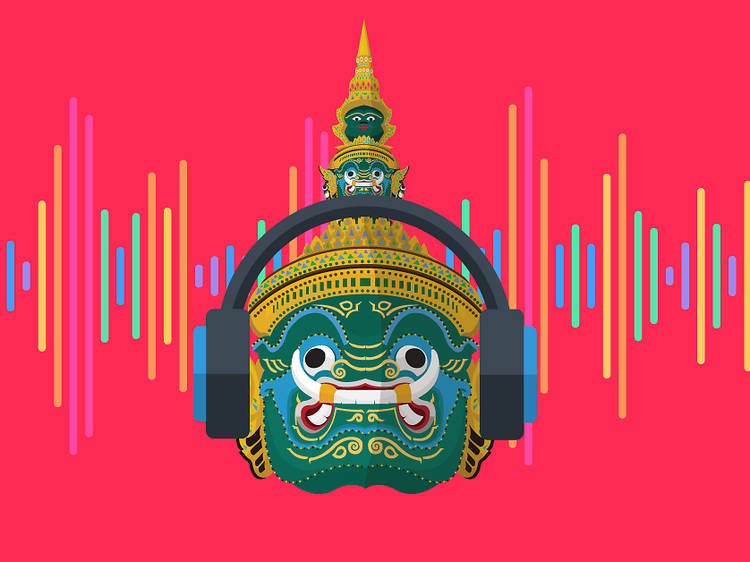 8 podcast episodes about Thailand you should listen to