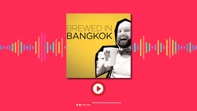 Brewed in Bangkok: Stories from Thailand's Capital