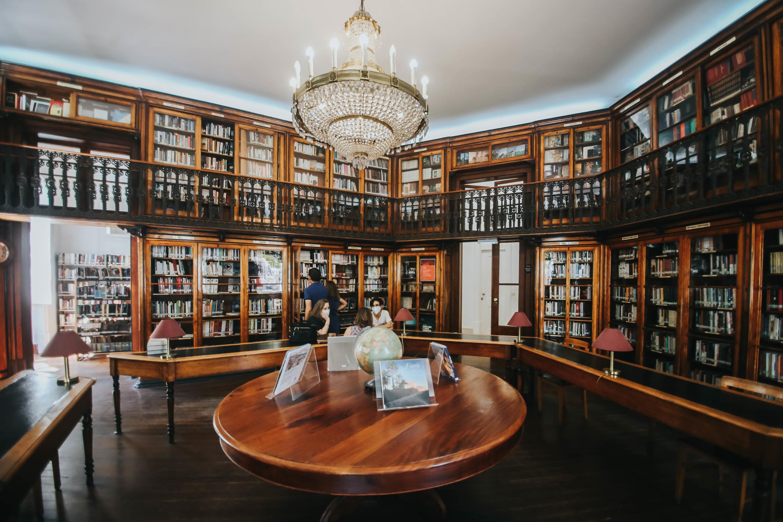 Biblioteca de São Lázaro, Arquivo dos Diários