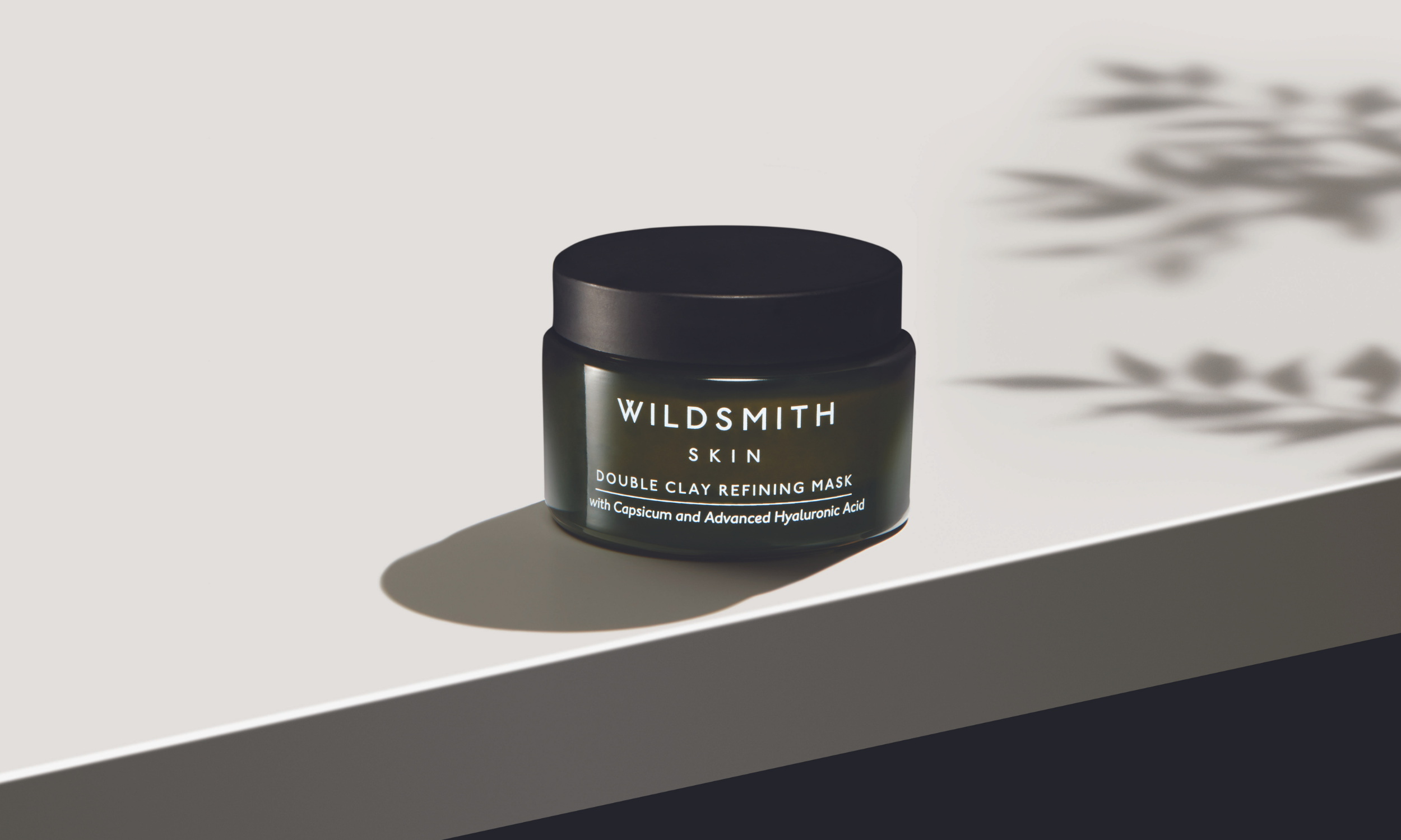 Wildsmith Double Clay Refining Mask