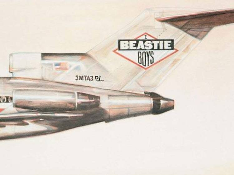"""Paul Revere"" by the Beastie Boys"