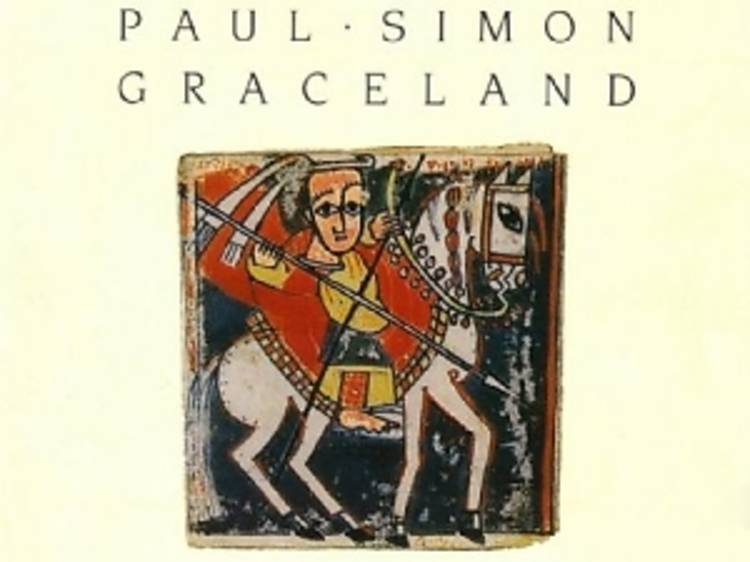 """You Can Call Me Al"" by Paul Simon"