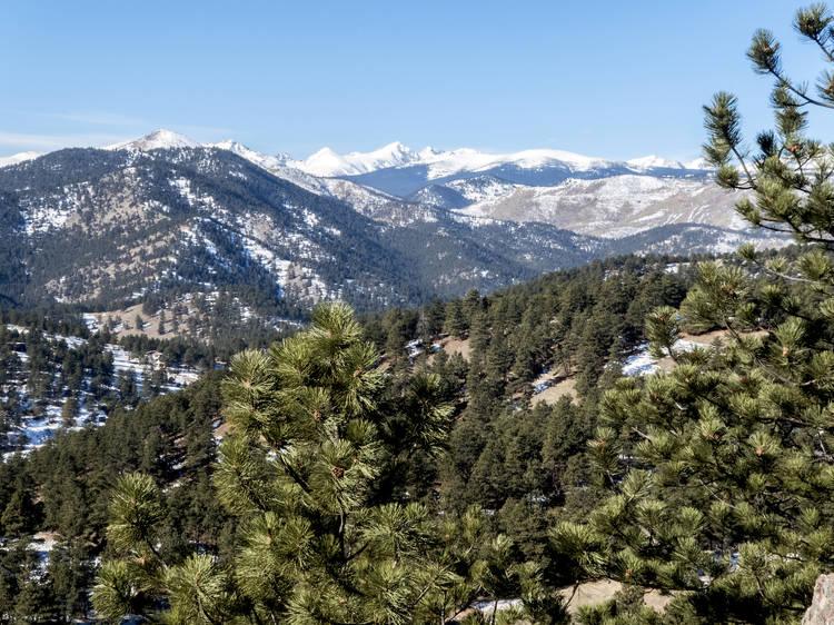 Mount Sanitas