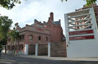 Biblioteca Joaquín Leguina (foto: Luis García)