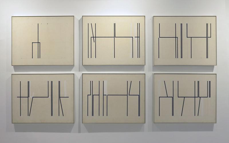 Poemas angulares (Galería Fernando Pradilla)