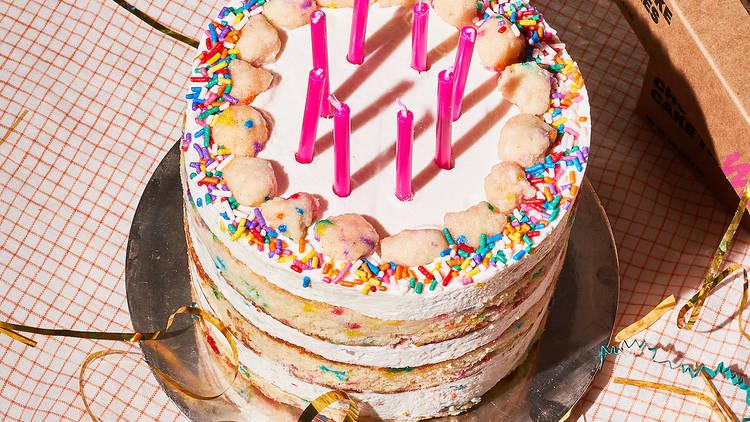 Milk Bar's birthday cake