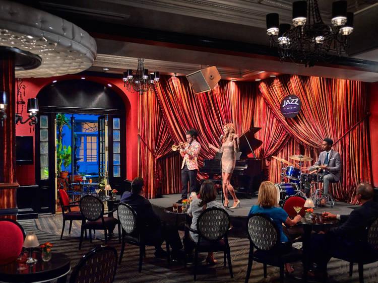 Jazz Playhouse at the Royal Sonesta