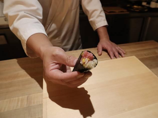 Sushi Yasu Tanaka By Masumura