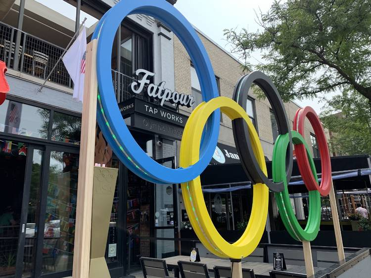 Where to watch the Tokyo Olympics in Chicago