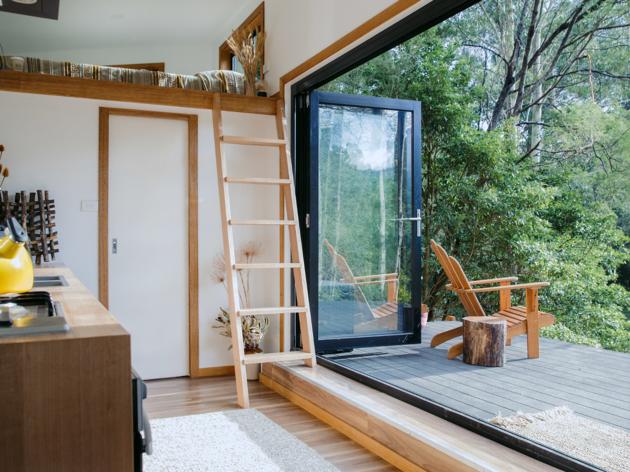 Mountain Tiny House Warburton