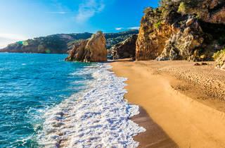 Platja Illa Roja, Begur (Costa Brava)