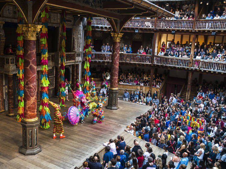 £5 standing tickets are back at The Globe!