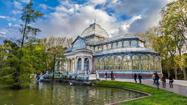 Palacio de Cristal, el Retiro