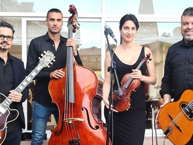 Marta Sierra Quartet