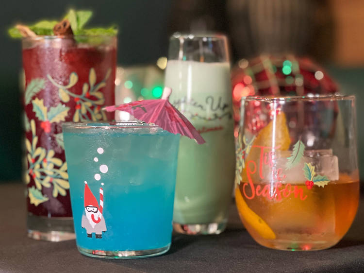 This Little Tokyo bar is hosting a Christmas in July pop-up