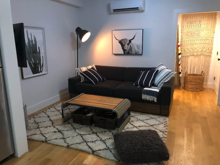 Newly renovated private apartment in Clinton Hill