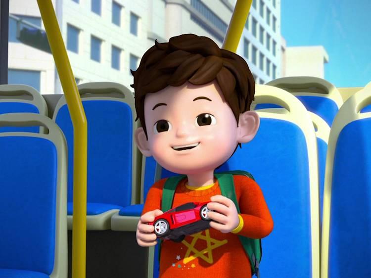 Tayo the Little Bus: Temporada 4