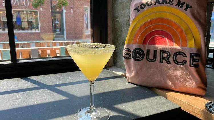 Watch the Olympics in Boston with these themed cocktails