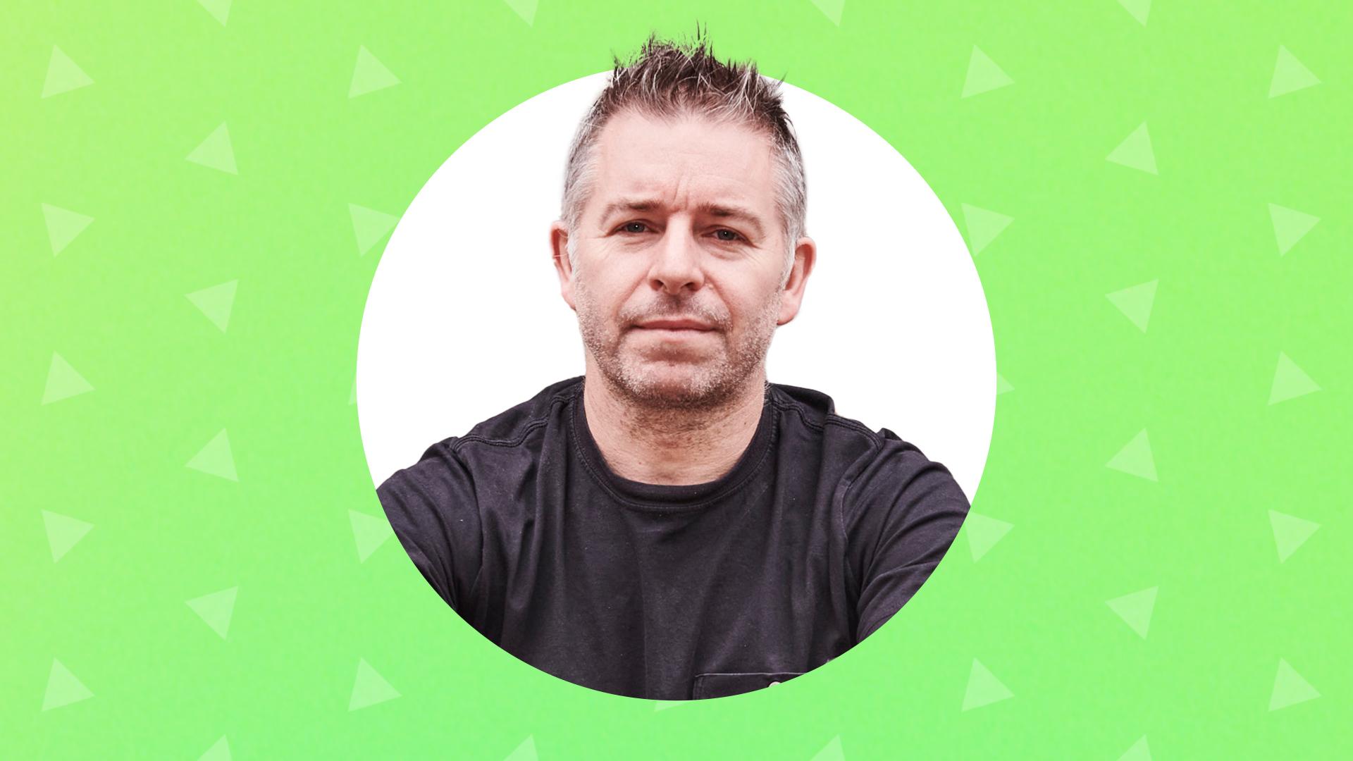 Future Shapers Sustainability superlist Nik Robinson