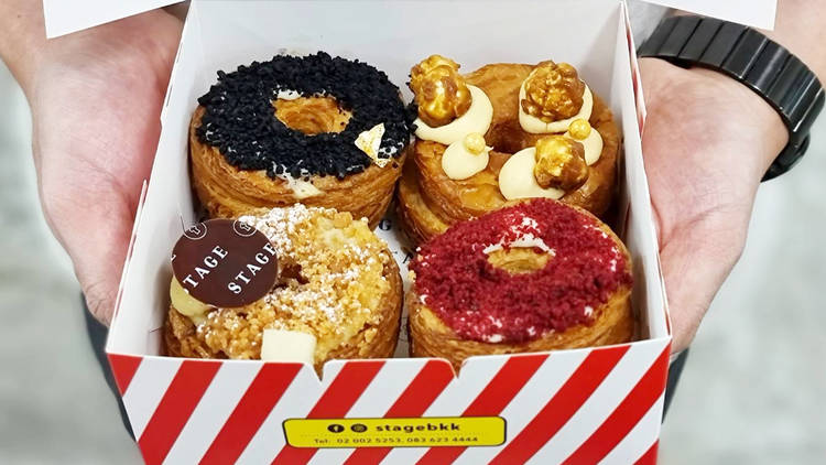 Cronuts by Stage