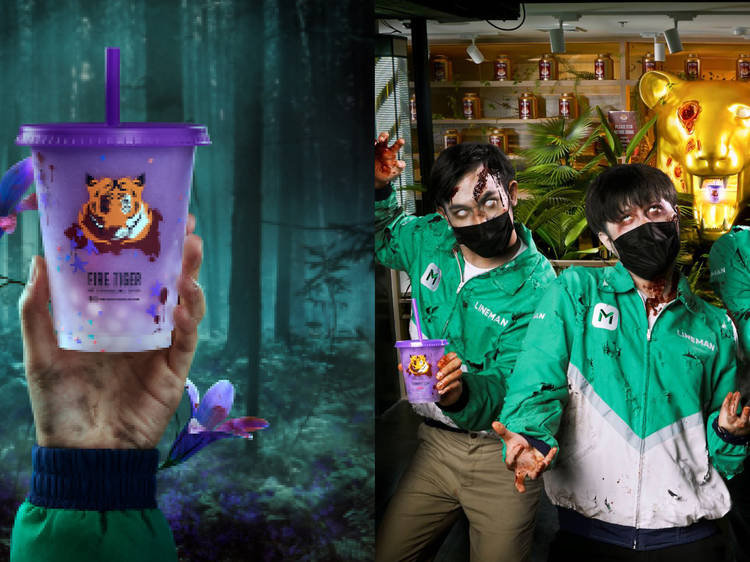 Fire Tiger drops 'Resurrection Drink' to welcome Netflix's new Kingdom spinoff episode, Ashin of the North