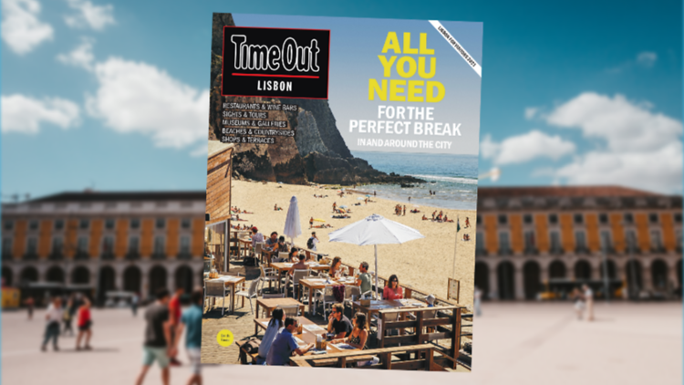 Time Out Lisbon for Visitors