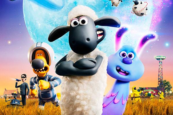 La oveja Shaun (Parque Comillas)
