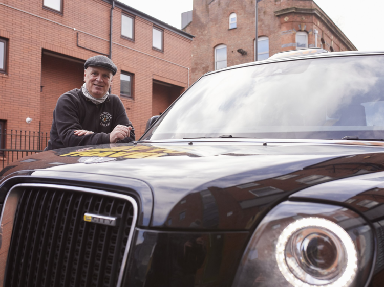 New Manchester Taxi Tours