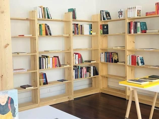 Livraria aberta