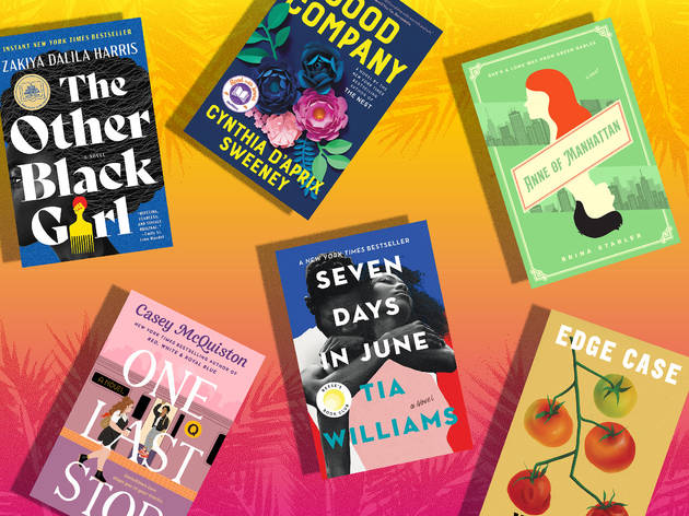 Six great books to read this summer set in NYC