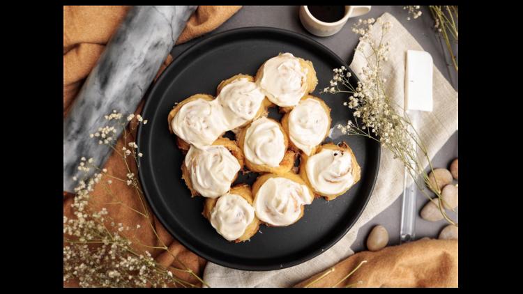 Mint Pastries