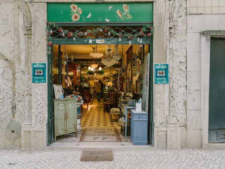 Lisboa tem mais 12 Lojas com História
