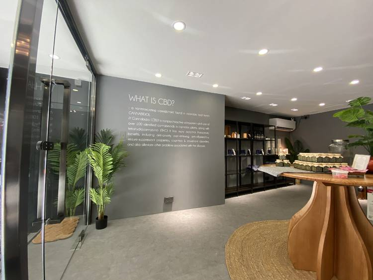 Cannable opens Hong Kong's first CBD spa in Sheung Wan