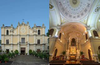 St Joseph's seminary and church