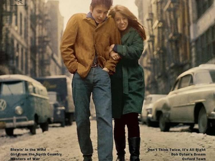 """""""A Hard Rain's A-Gonna Fall"""" by Bob Dylan"""