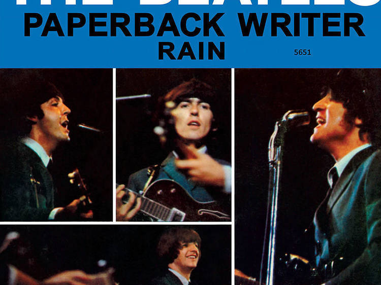 """Rain"" by The Beatles"