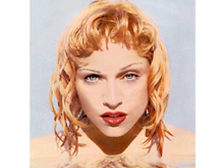 """Rain"" by Madonna"