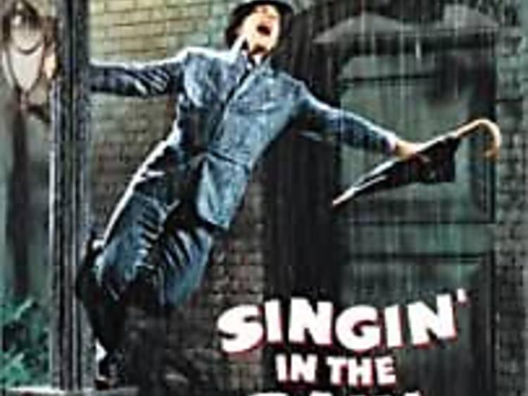 """""""Singin' in the Rain"""" by Gene Kelly"""