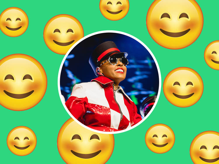 25 songs guaranteed to put you in a happy mood