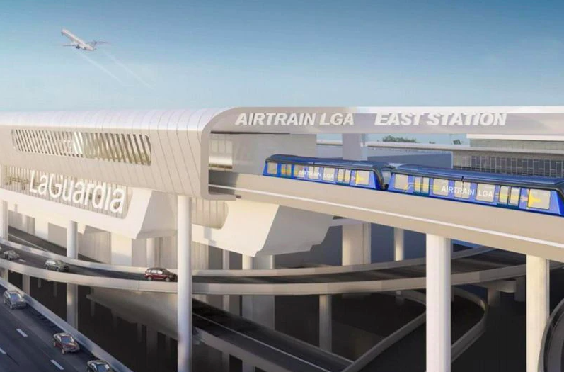 Everything you need to know about the new train link to LaGuardia Airport