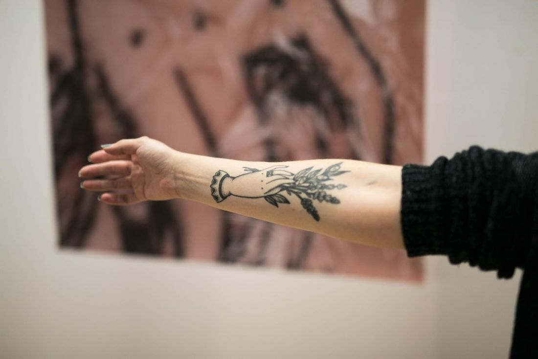 Tatuar es cicatrizar juntas (Conde Duque)