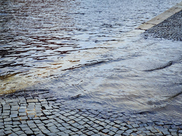 Why is London flooding so much?