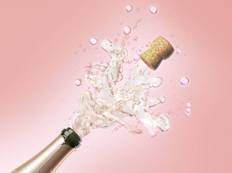 Get fizzy with it at our Pop Brunch