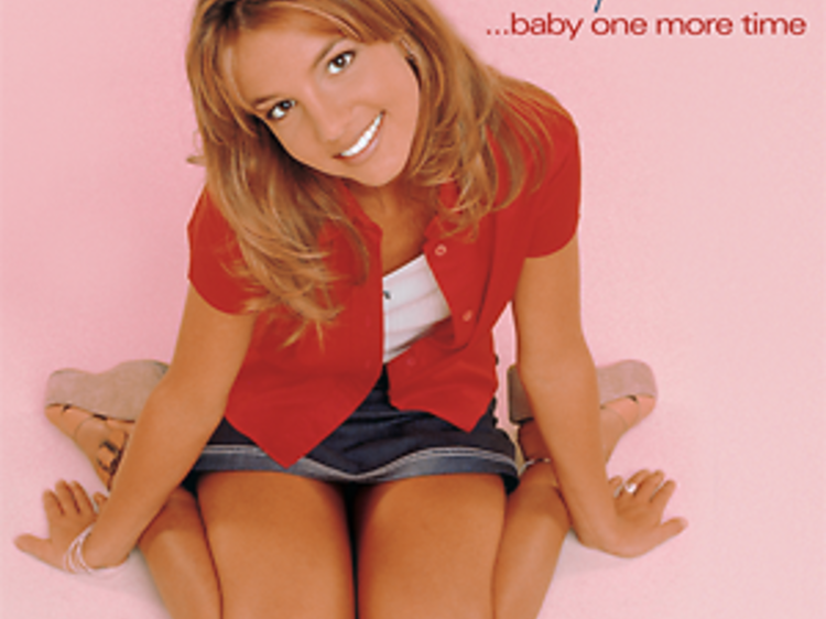 """""""…Baby One More Time"""" by Britney Spears"""