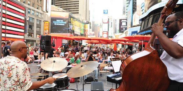 Jazz in Times Square
