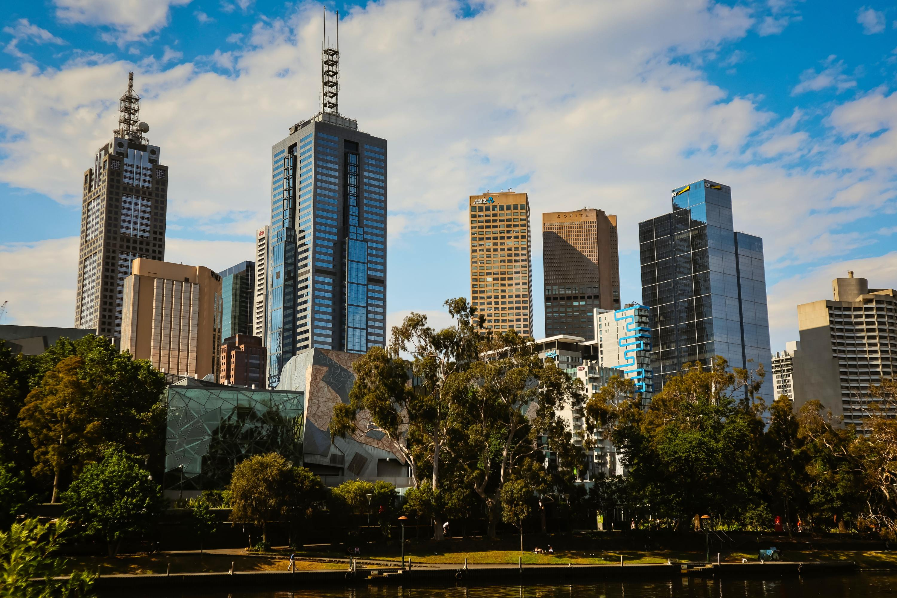 Melbourne experienced a magnitude 6 earthquake this morning