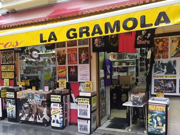Discos La Gramola