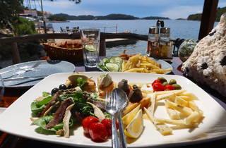 Restaurant, herc, mljet, food, seafood, hrana, restoran, more, sea, seaside