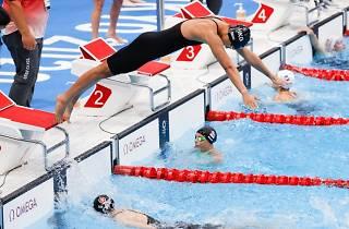 tokyo 2020 hk swimming team